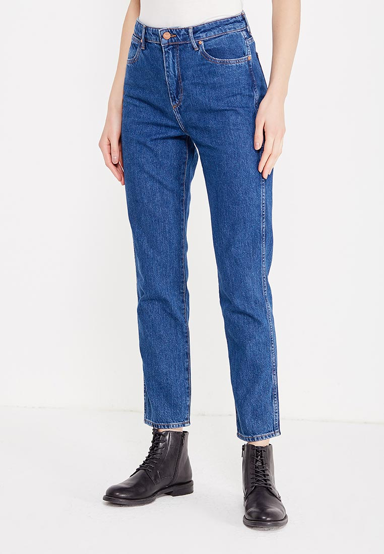Прямые джинсы Wrangler (Вранглер) W239FH12H