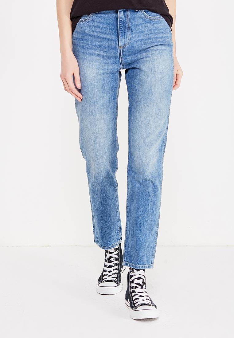 Прямые джинсы Wrangler (Вранглер) W239GW071