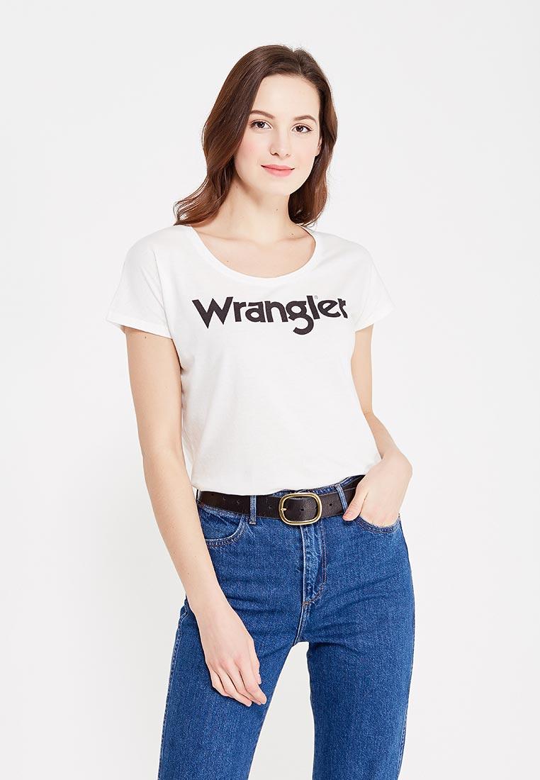 Футболка с коротким рукавом Wrangler (Вранглер) W7376F602