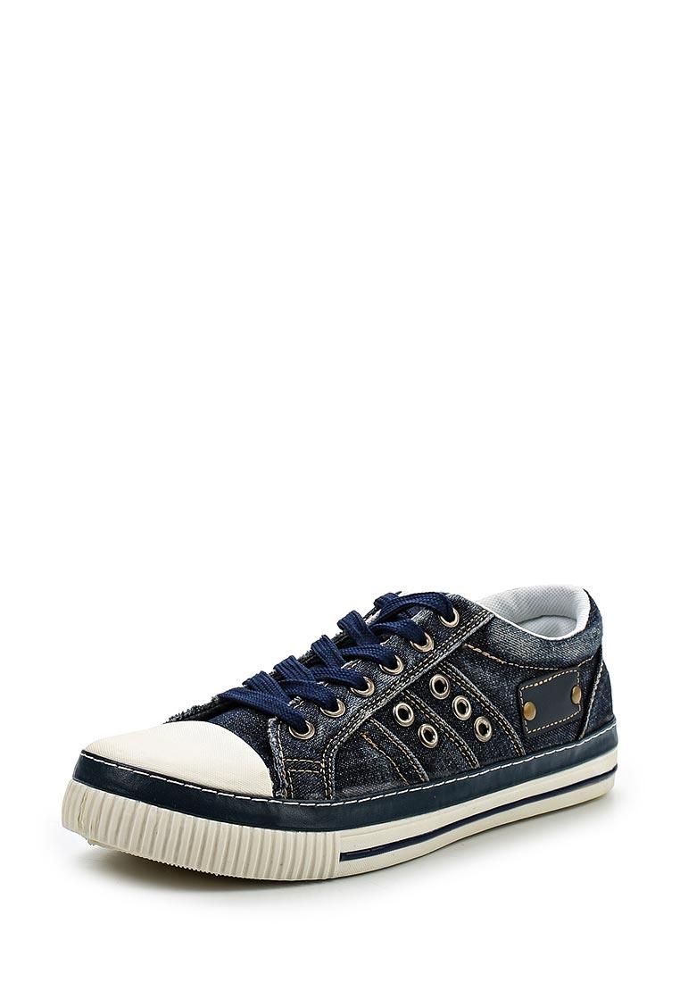 Мужские кеды WS Shoes HU-605