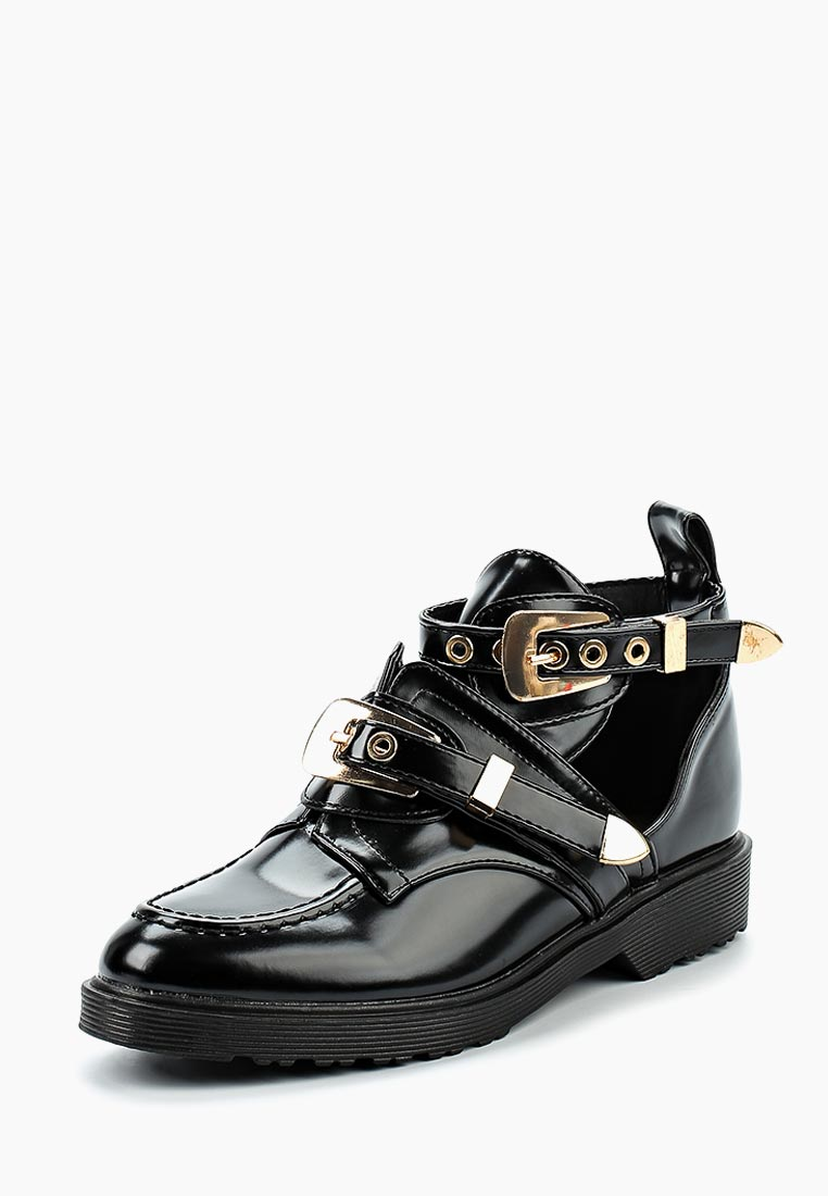 Женские ботинки WS Shoes FD-57