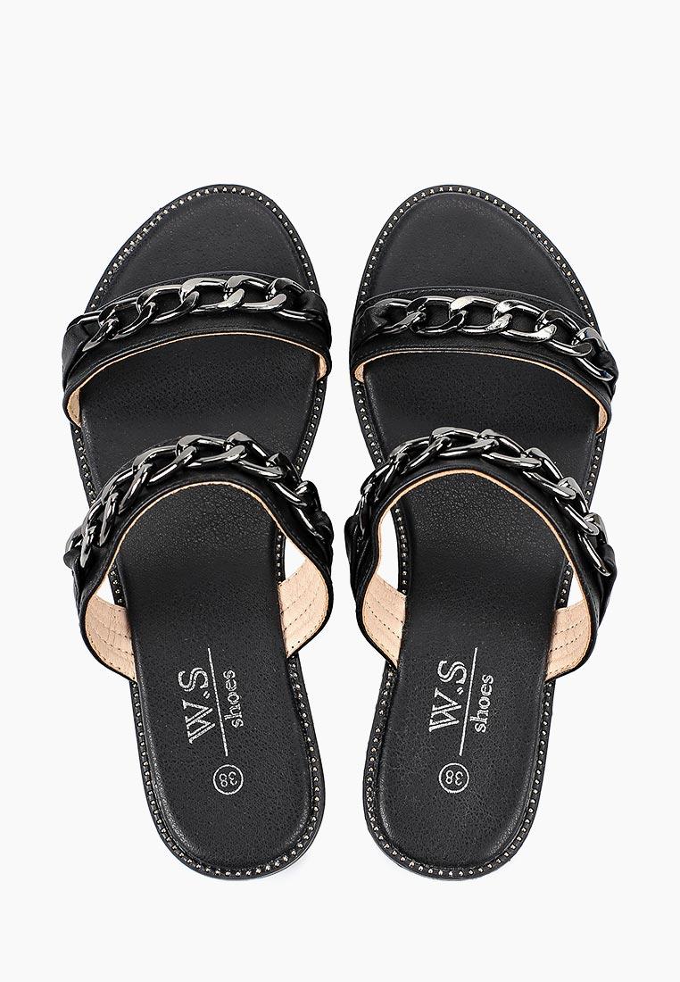 Женские сабо WS Shoes FD-78: изображение 2