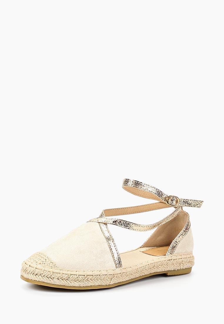 Женские эспадрильи WS Shoes LG-6