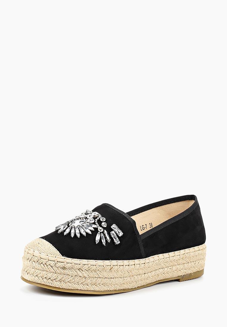 Женские эспадрильи WS Shoes LG-7