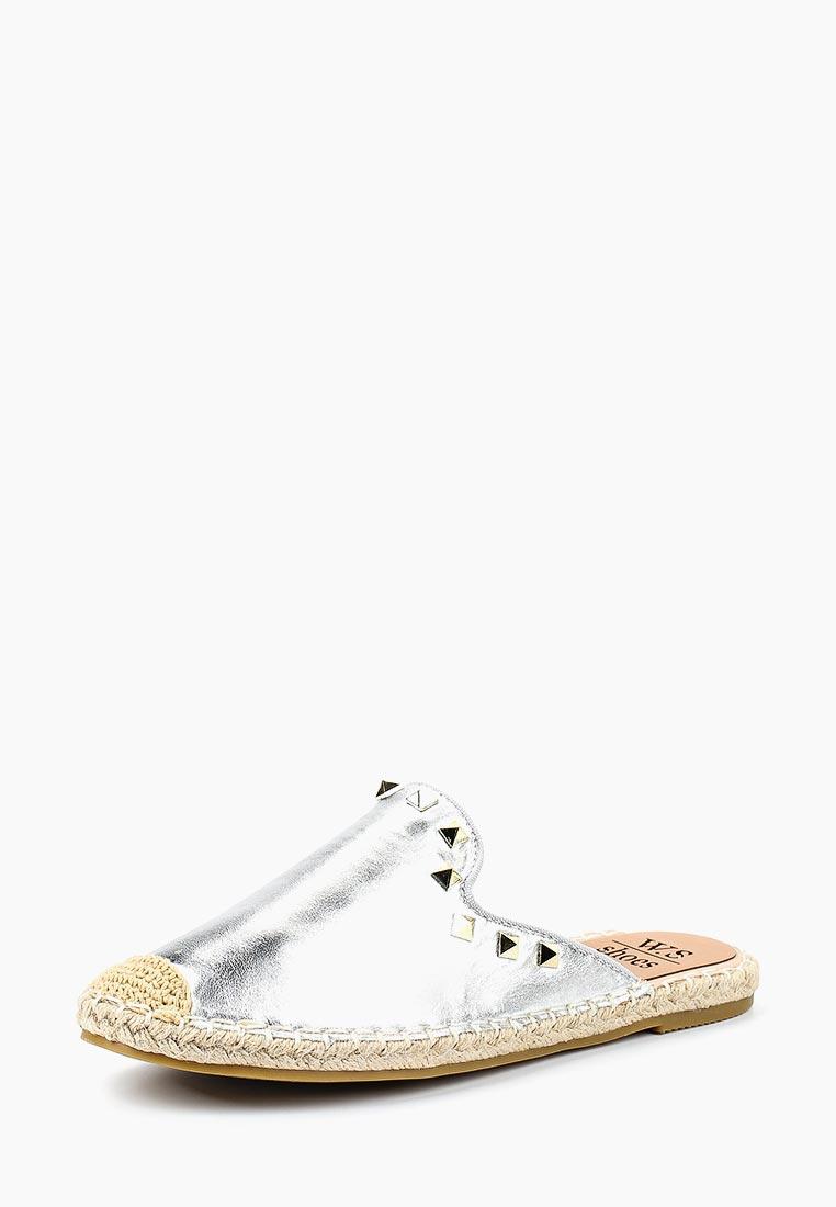 Женские эспадрильи WS Shoes Y-79