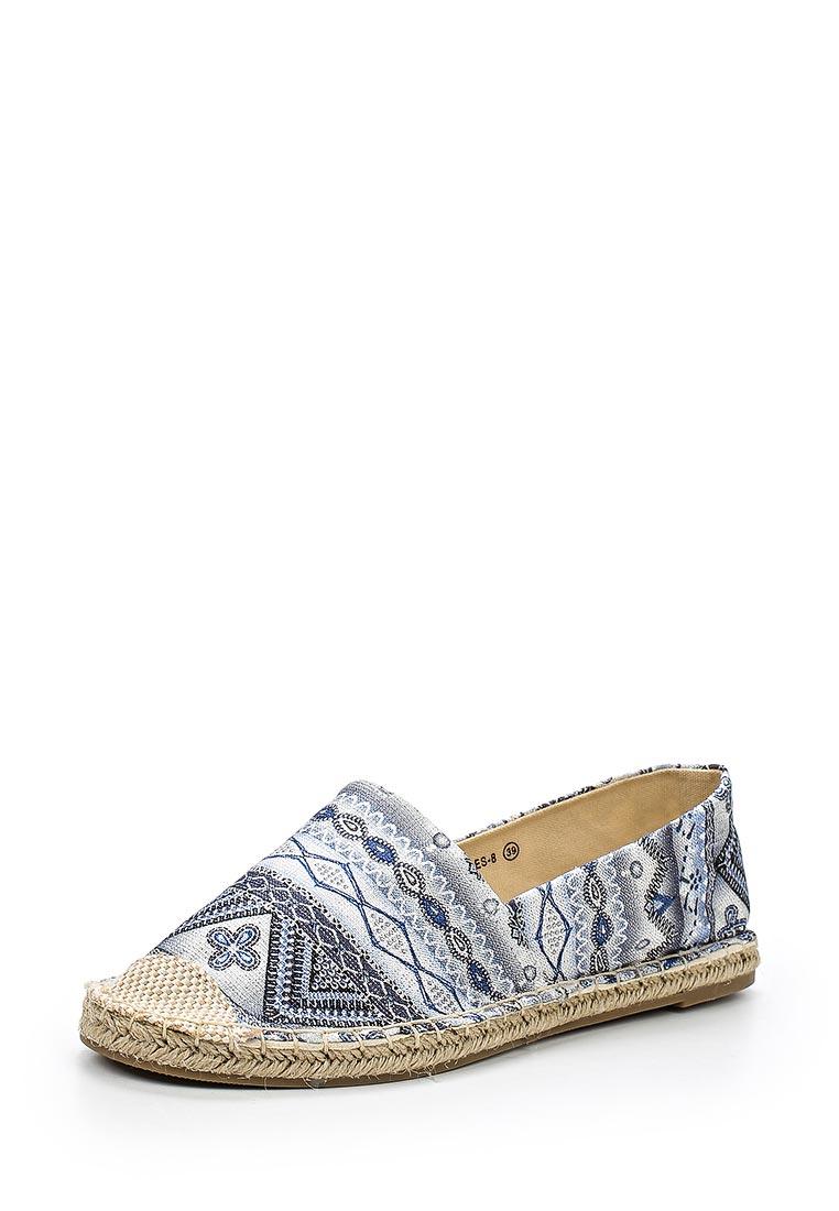 Женские эспадрильи WS Shoes ES-8