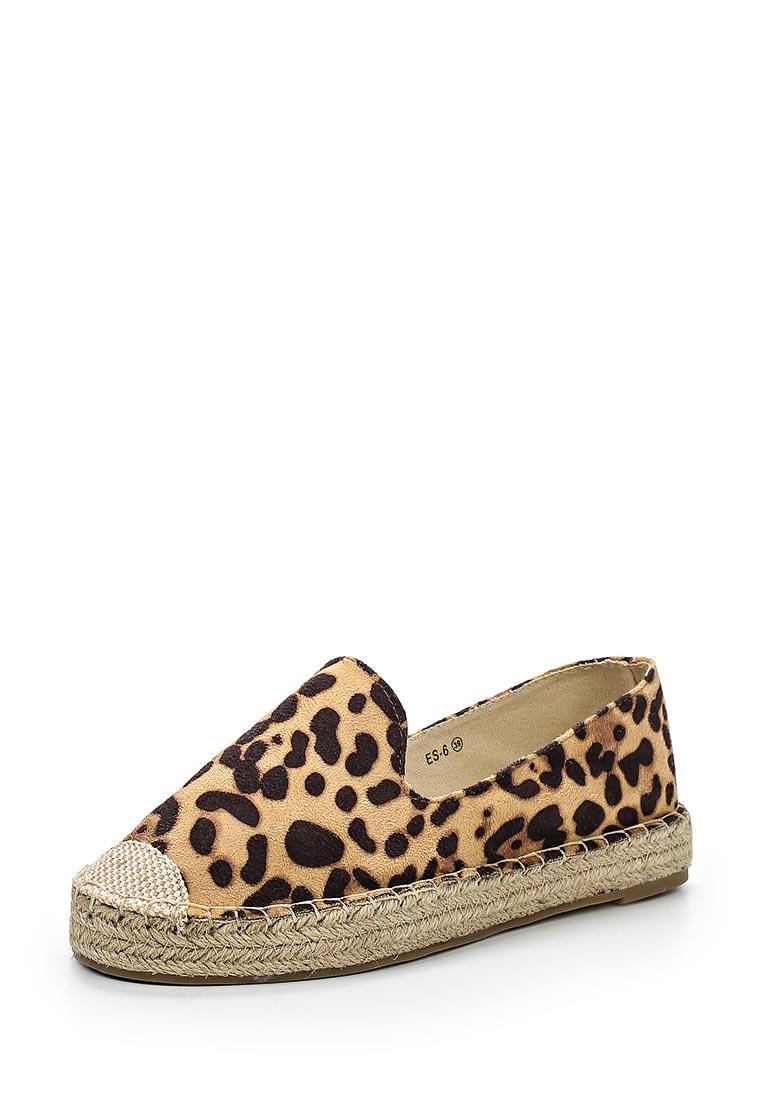 Женские эспадрильи WS Shoes ES-6