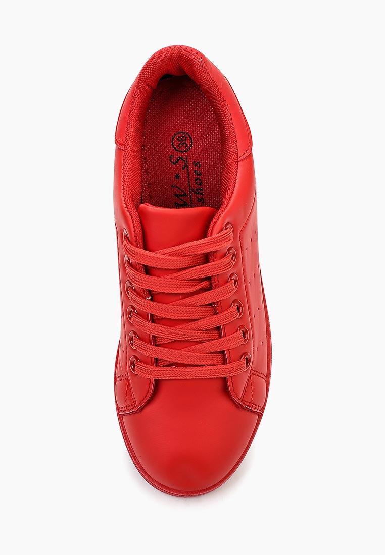 Женские кеды WS Shoes AM-921: изображение 4