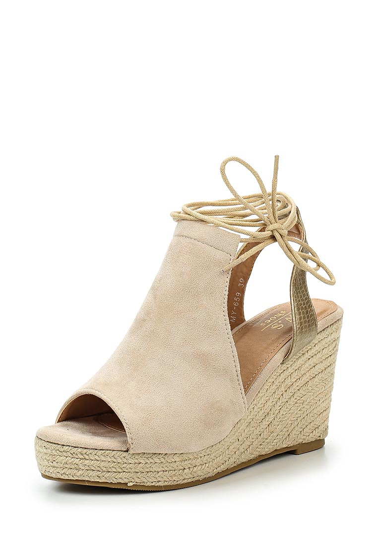 Женские эспадрильи WS Shoes MY-659