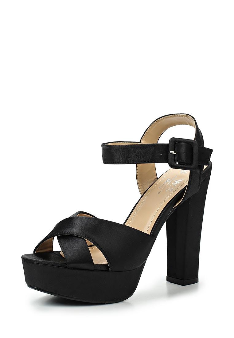 Женские босоножки WS Shoes AOS-2