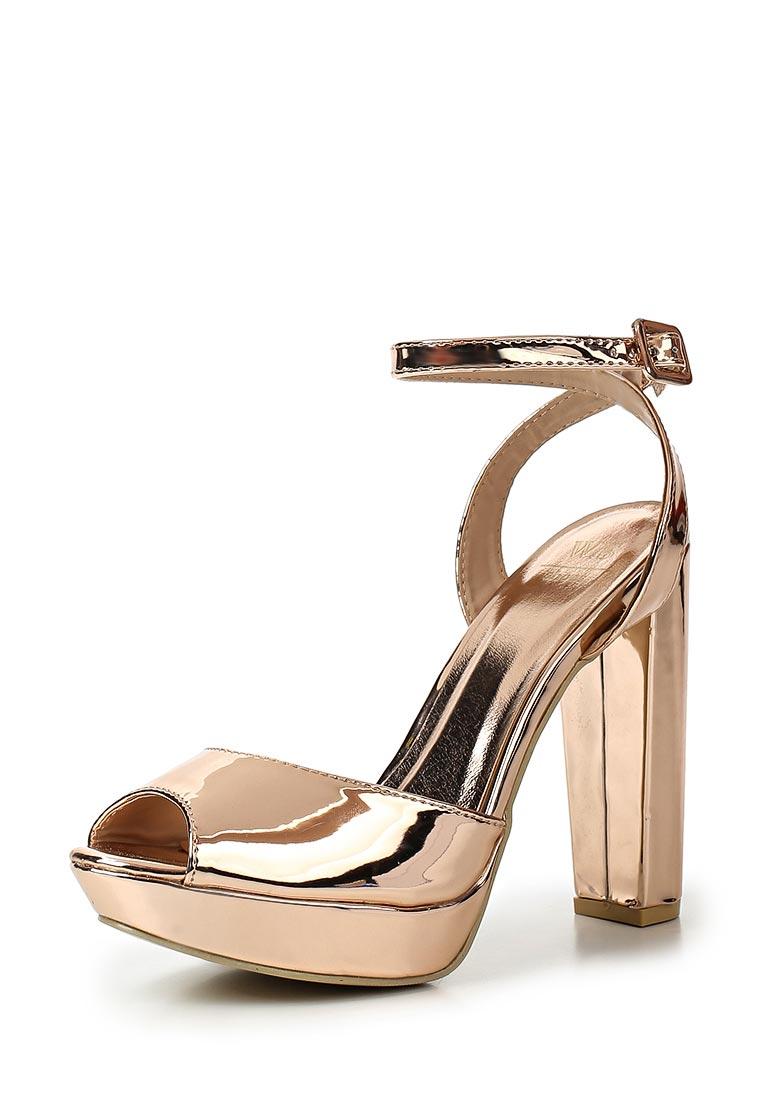 Женские босоножки WS Shoes LU-18