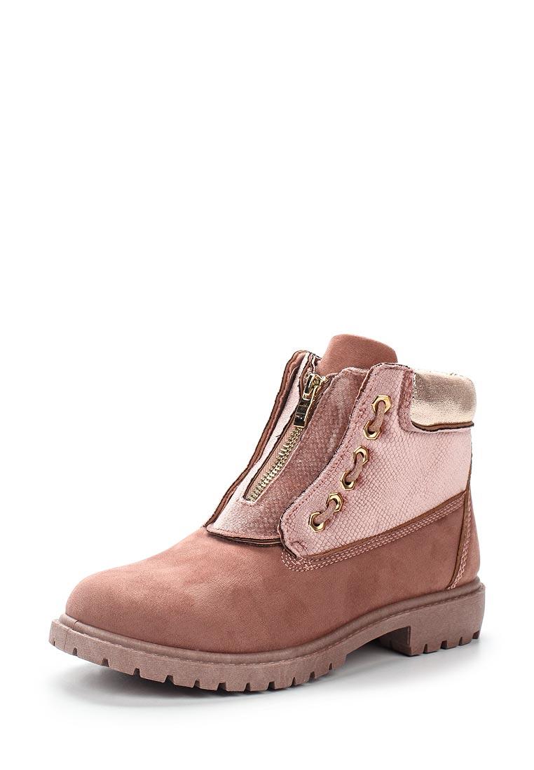 Женские ботинки WS Shoes AM-6862