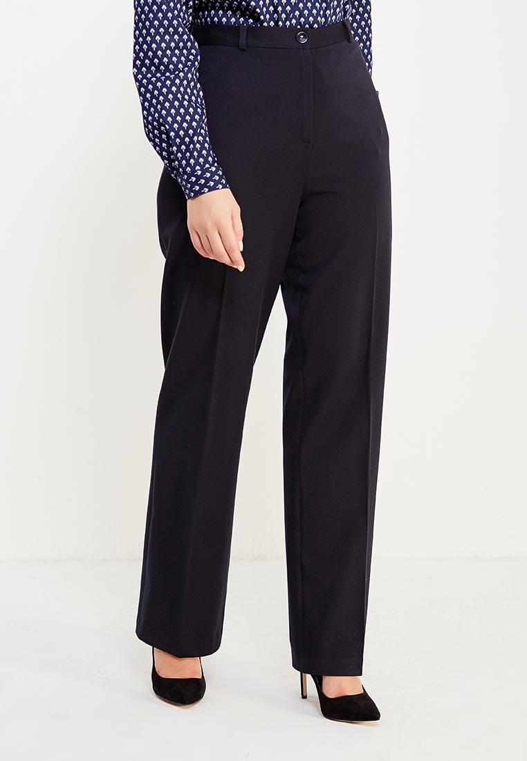 Женские широкие и расклешенные брюки Yarmina br4379-0251