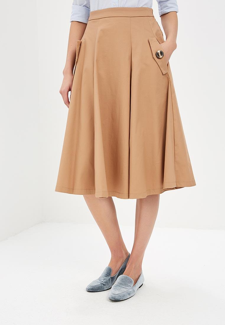 Широкая юбка You & You B007-B9038
