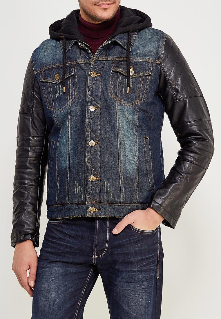 Джинсовая куртка Young & Rich JK-456