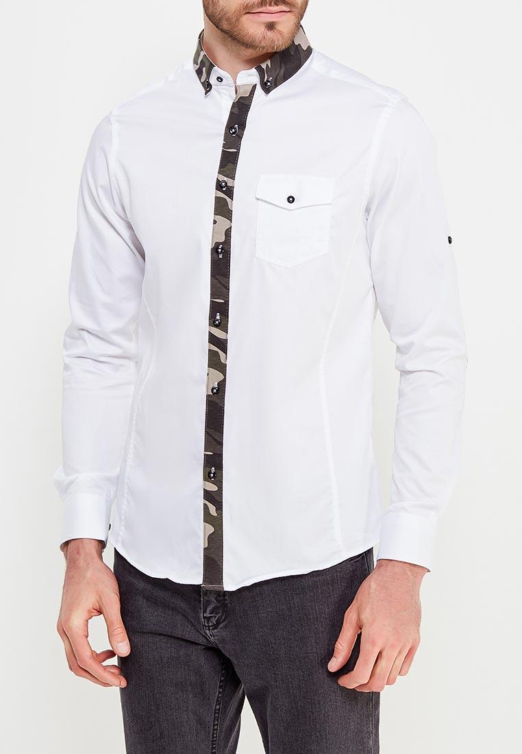 Рубашка с длинным рукавом Young & Rich 34-6123