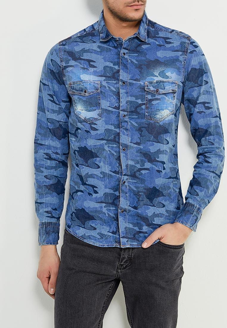 Рубашка с длинным рукавом Young & Rich 34-6125