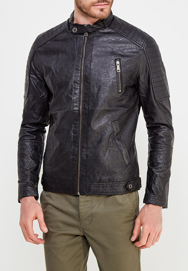 Кожаная куртка Young & Rich JK-421