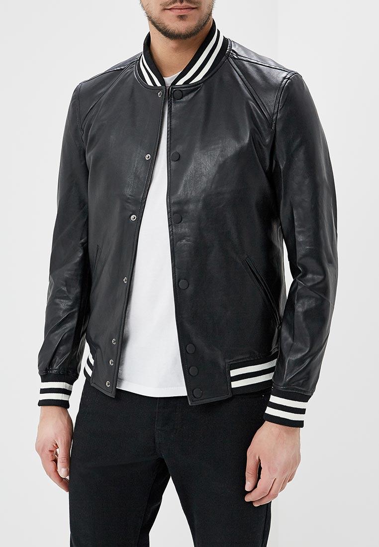 Кожаная куртка Y.Two B25-9269