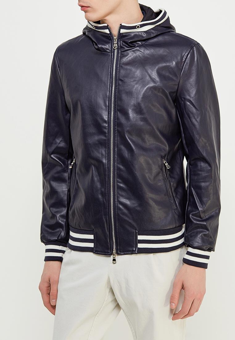 Кожаная куртка Y.Two B25-9270