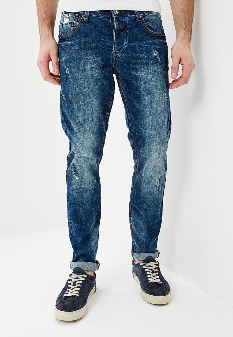 Зауженные джинсы Y.Two B25-AB025
