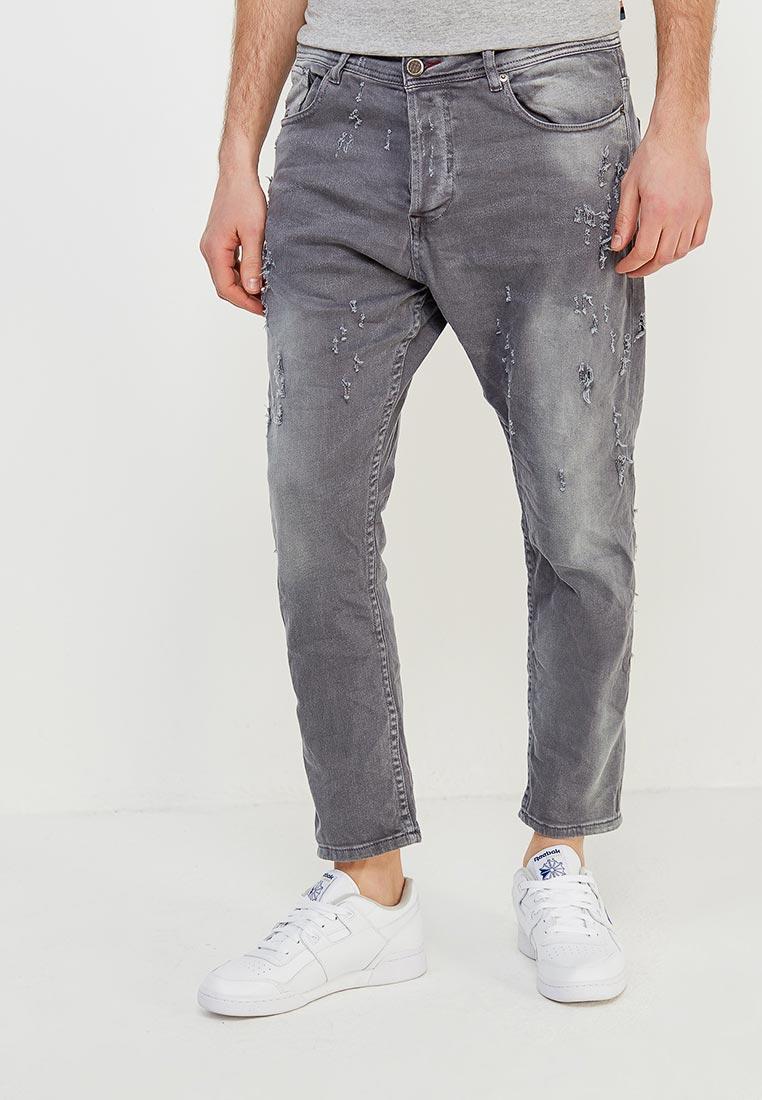 Зауженные джинсы Y.Two B25-C200