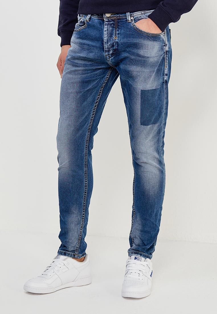 Зауженные джинсы Y.Two B25-C205