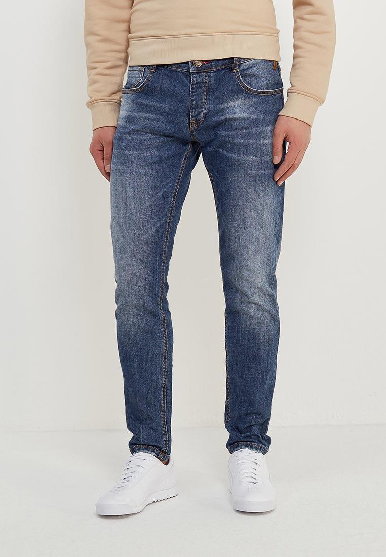 Зауженные джинсы Y.Two B25-J2911