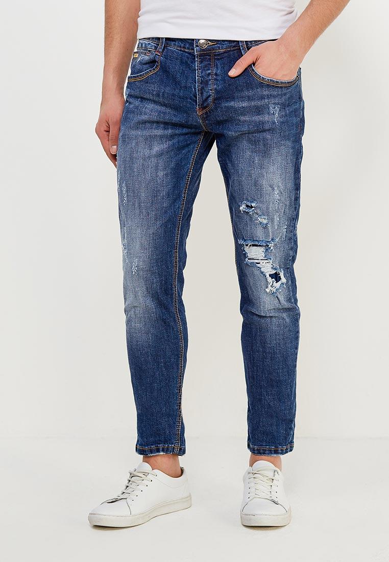 Зауженные джинсы Y.Two B25-J2917