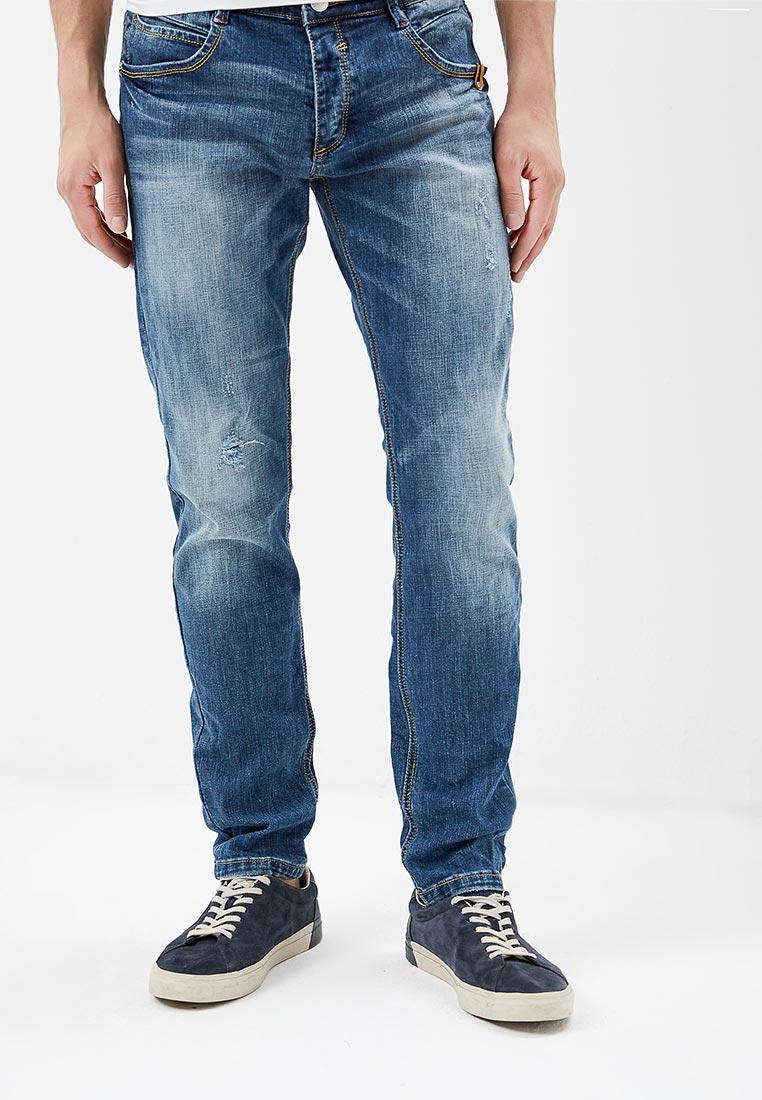 Зауженные джинсы Y.Two B25-J2922