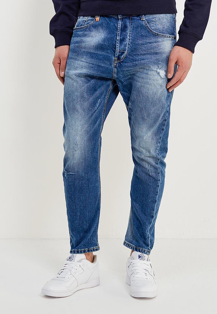 Зауженные джинсы Y.Two B25-S821