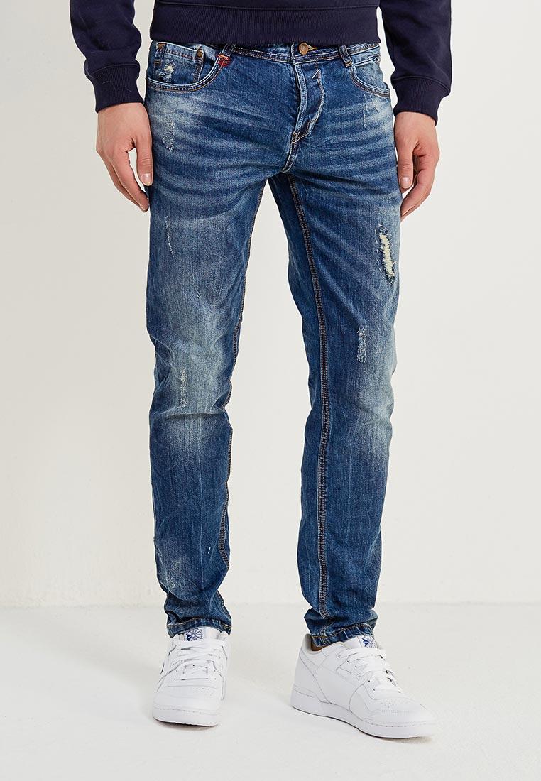 Зауженные джинсы Y.Two B25-S822