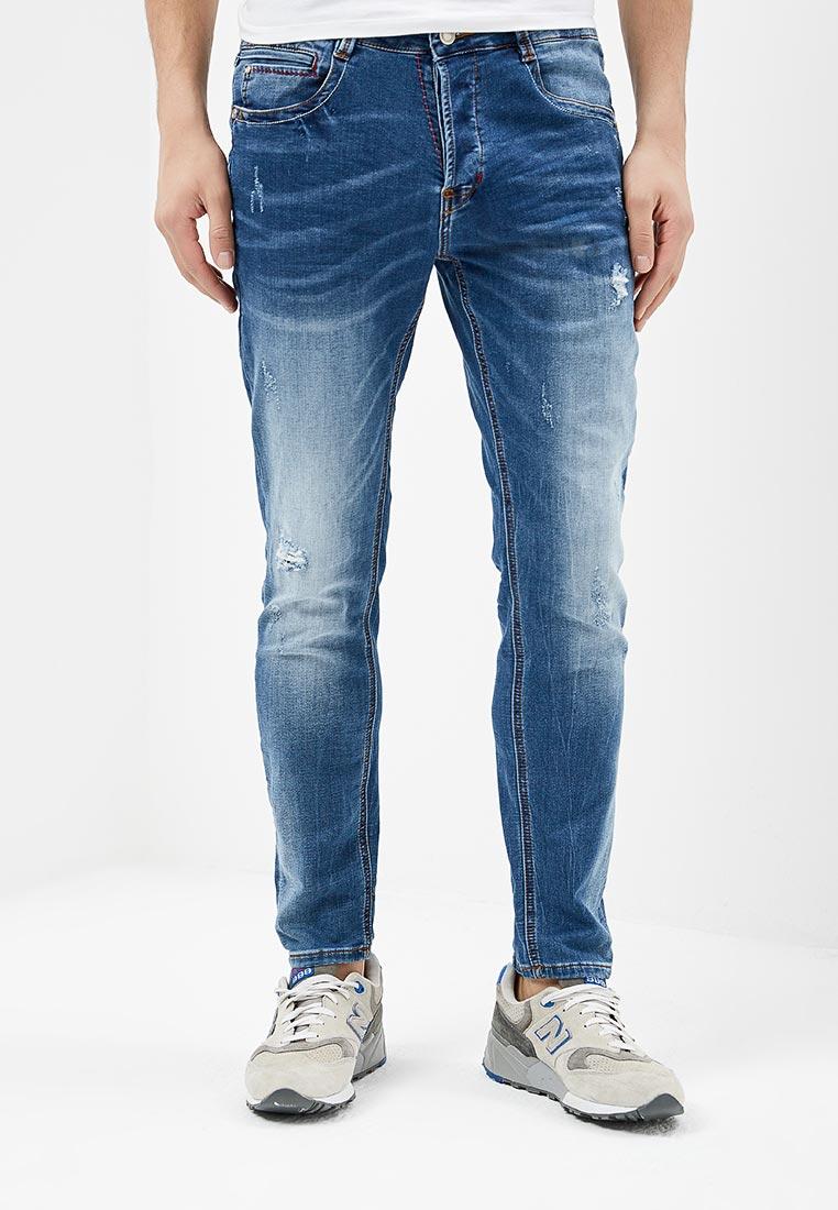 Зауженные джинсы Y.Two B25-S855