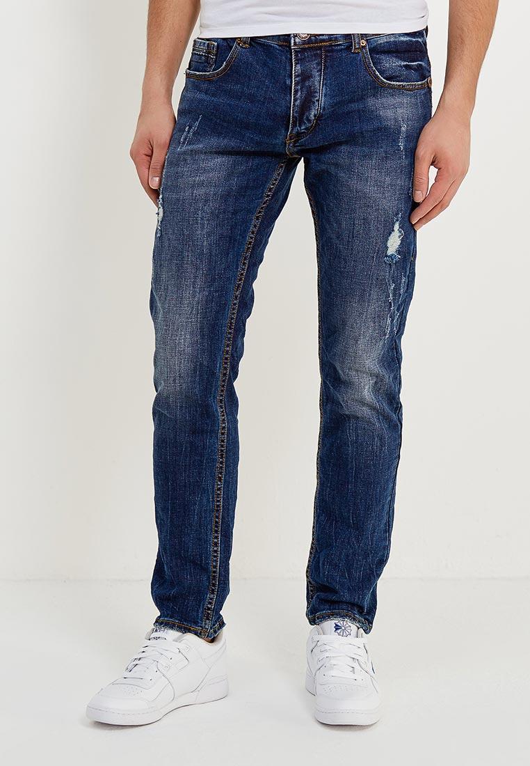 Зауженные джинсы Y.Two B25-Y1606