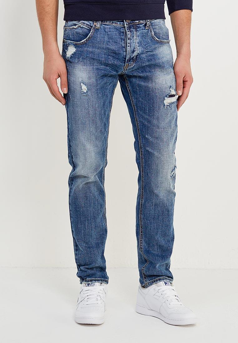 Зауженные джинсы Y.Two B25-Y1609