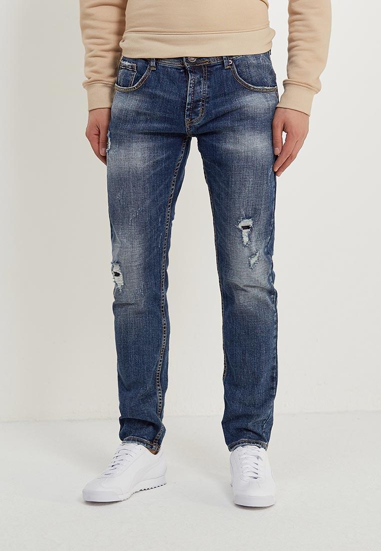 Зауженные джинсы Y.Two B25-Y1611