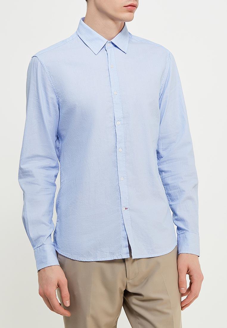 Рубашка с длинным рукавом Y.Two B25-Z172