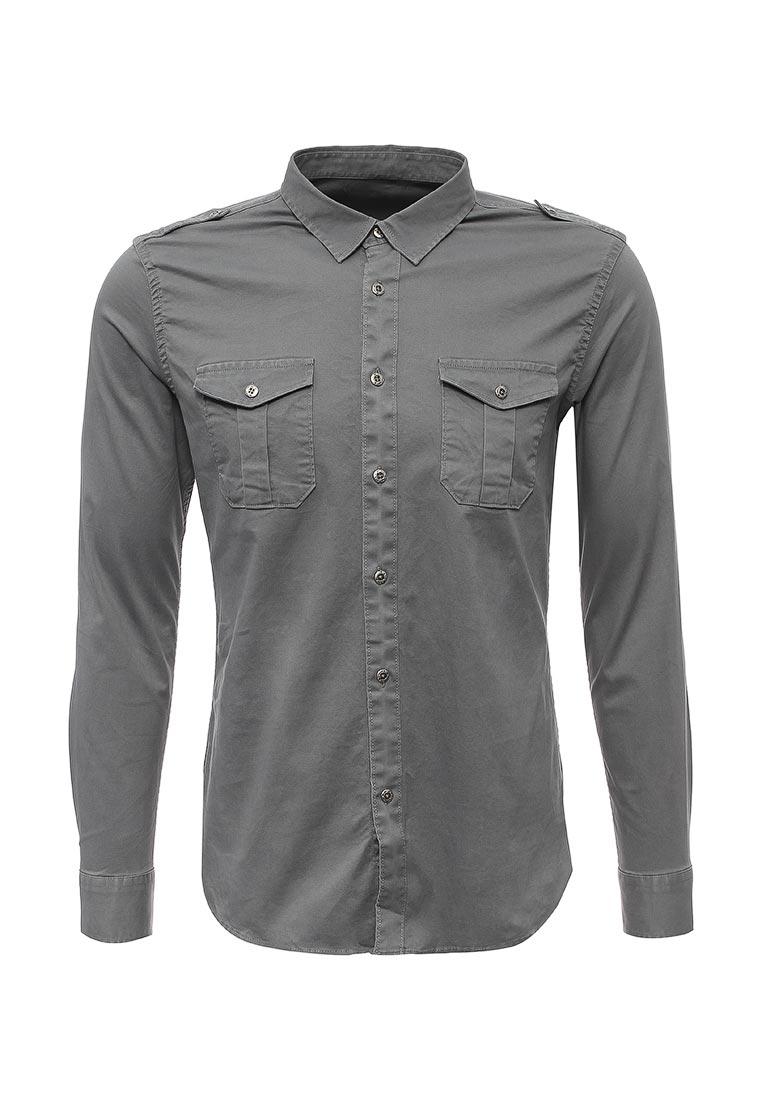 Рубашка с длинным рукавом Y.Two B25-s7052