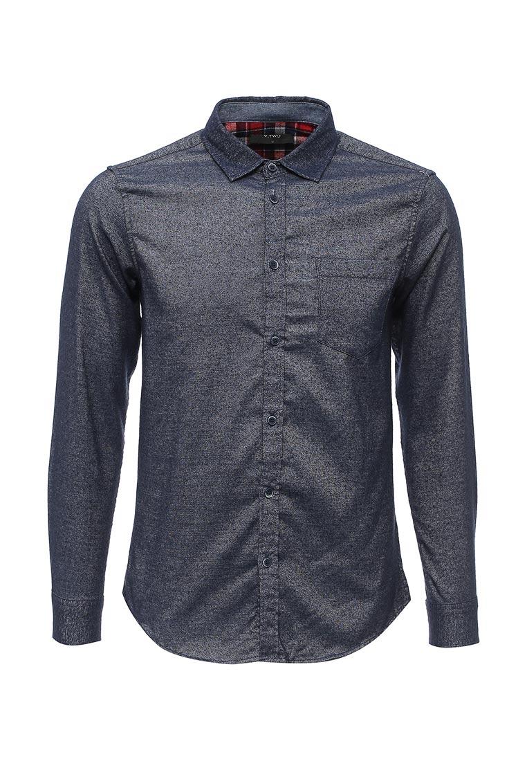 Рубашка с длинным рукавом Y.Two B25-s7057