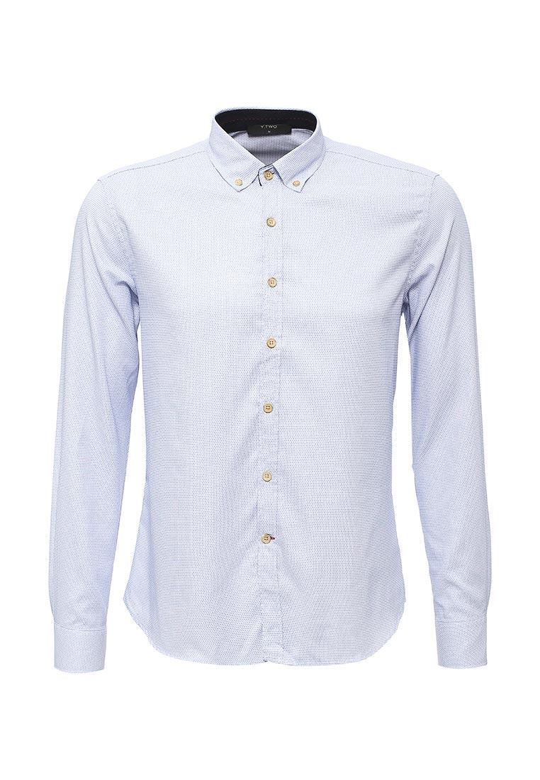 Рубашка с длинным рукавом Y.Two B25-z075