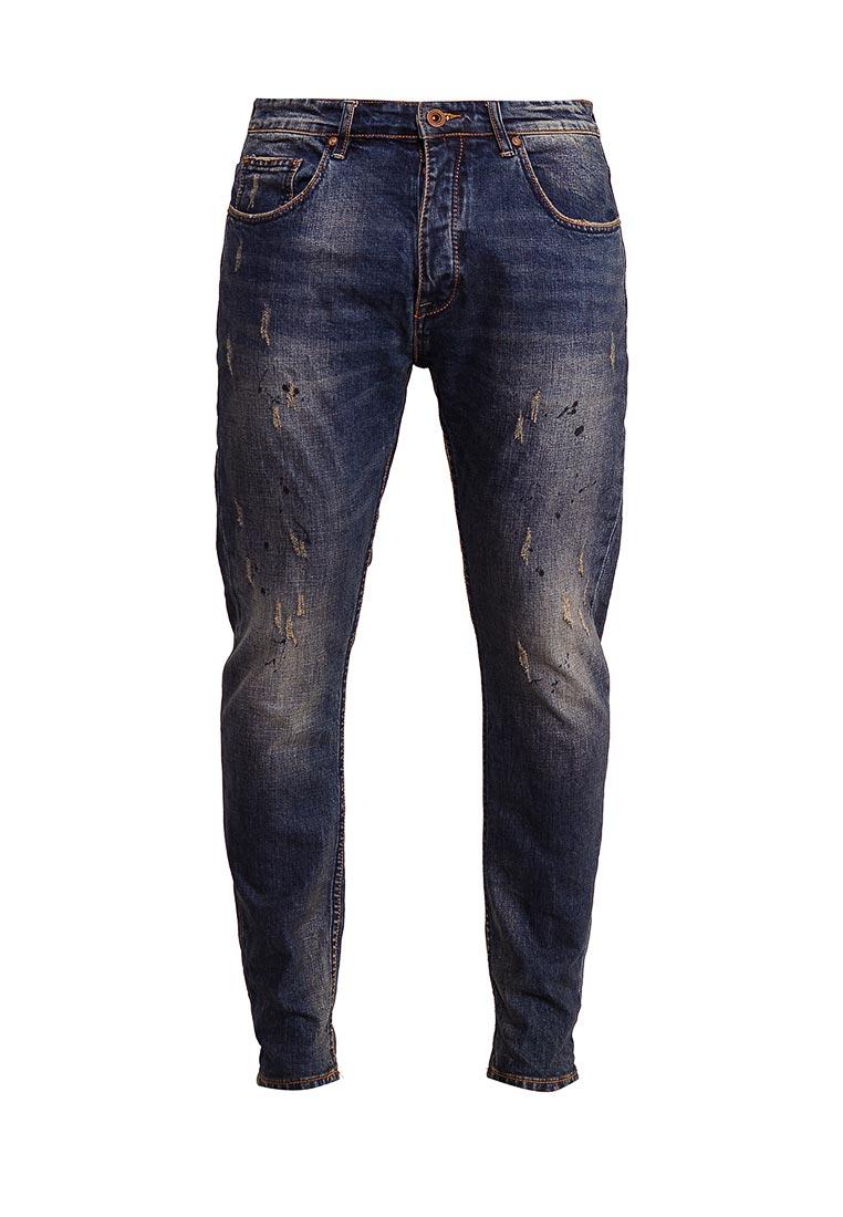 Зауженные джинсы Y.Two B25-y1588
