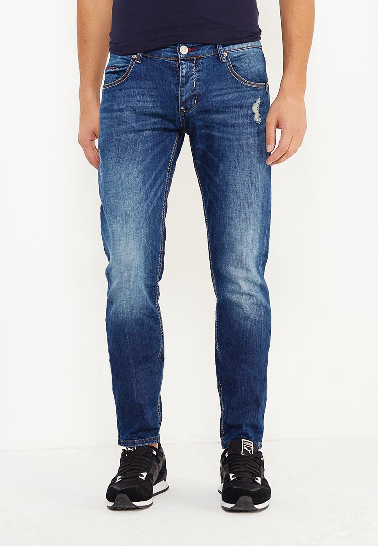 Зауженные джинсы Y.Two B25-yb021