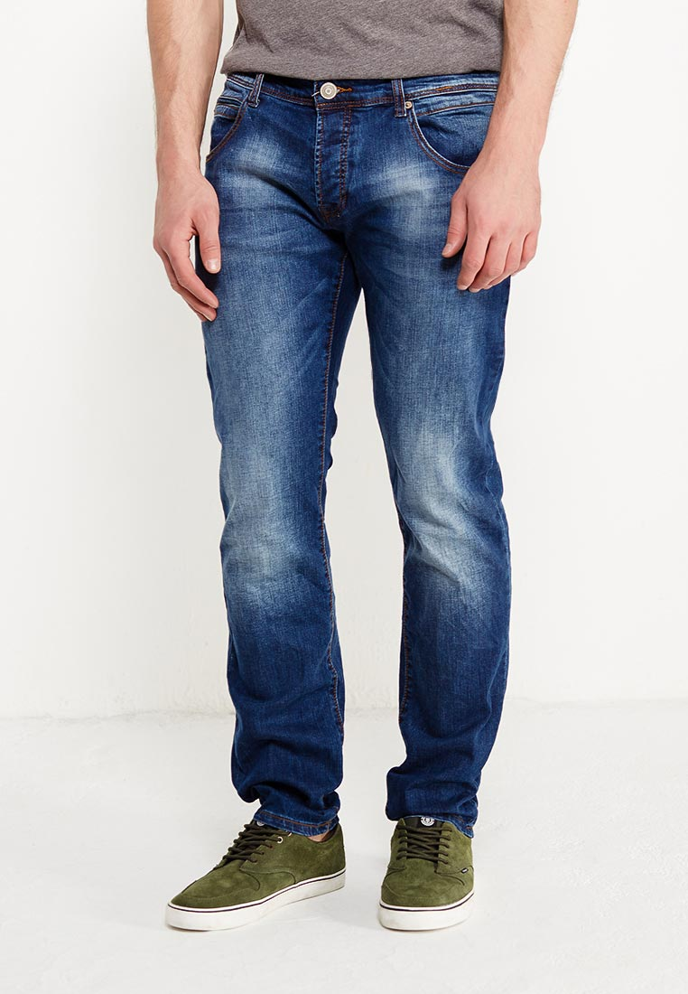 Зауженные джинсы Y.Two B25-yb027