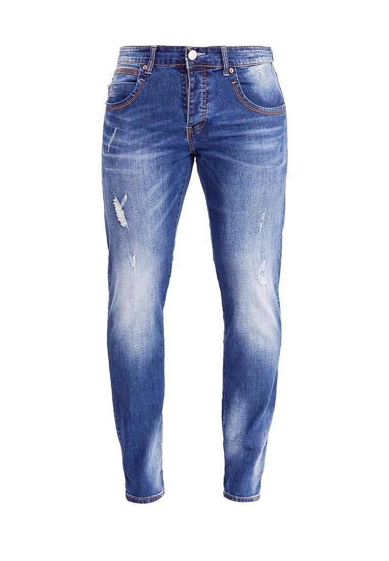 Зауженные джинсы Y.Two B25-yb030