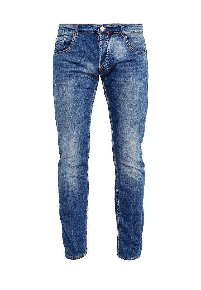 Зауженные джинсы Y.Two B25-yb031