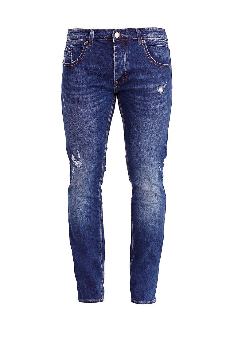 Зауженные джинсы Y.Two B25-yb053