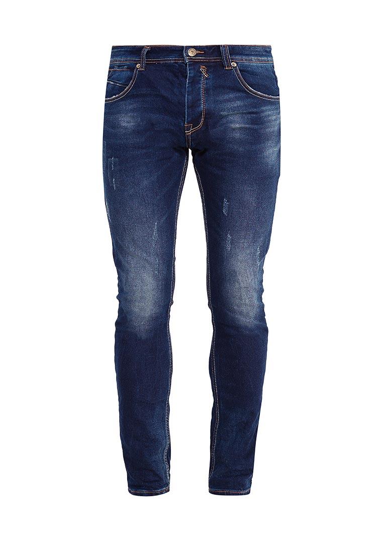 Зауженные джинсы Y.Two B25-yb059