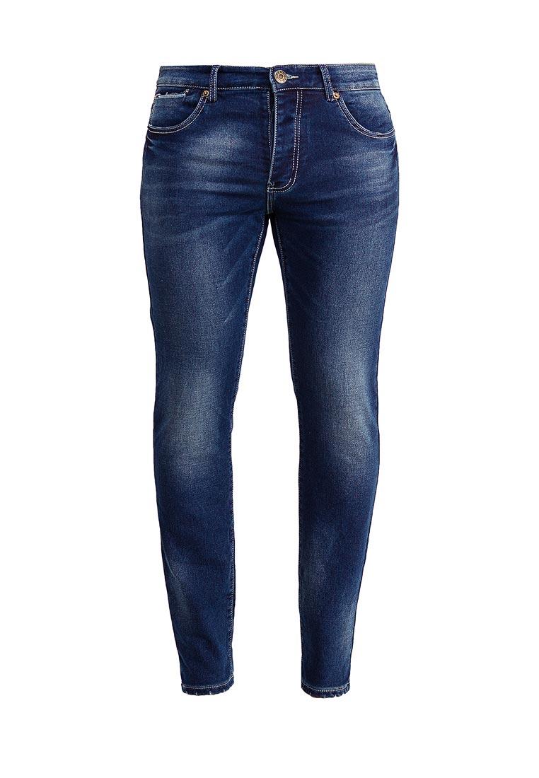 Зауженные джинсы Y.Two B25-yb061