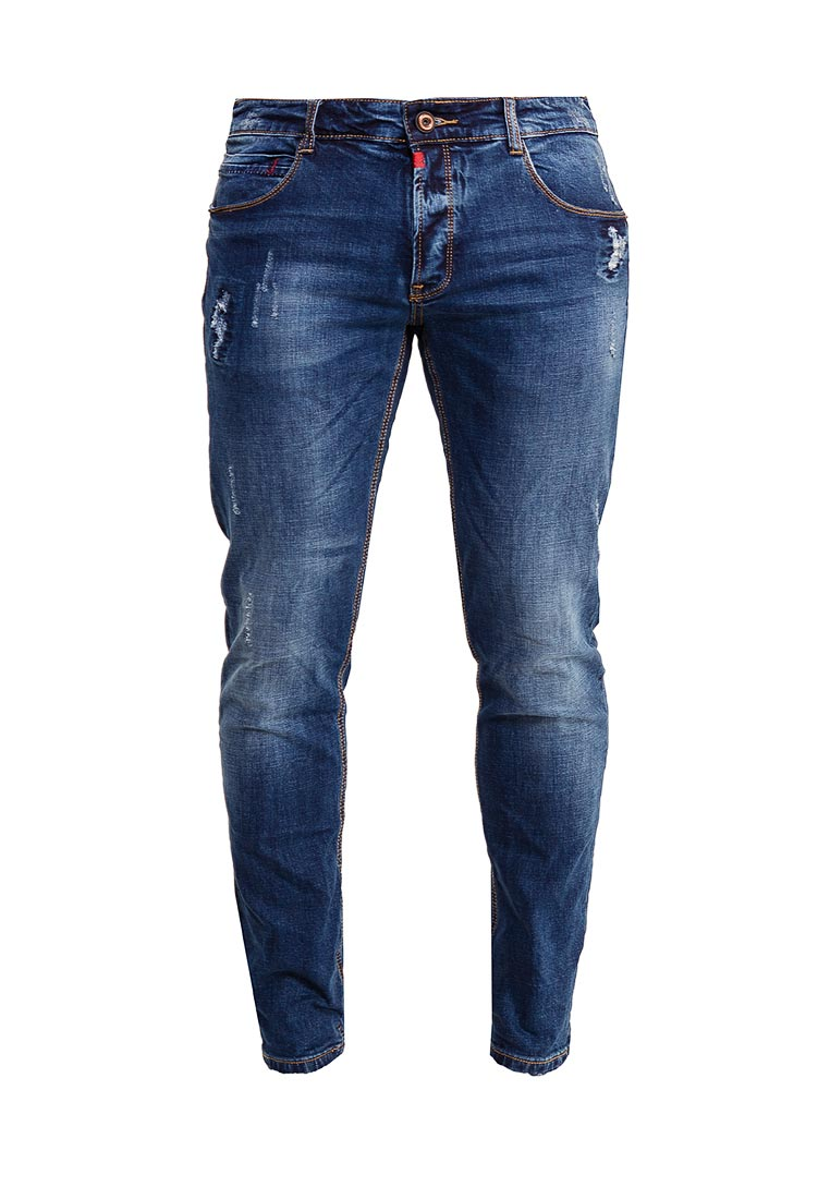 Зауженные джинсы Y.Two B25-j2896