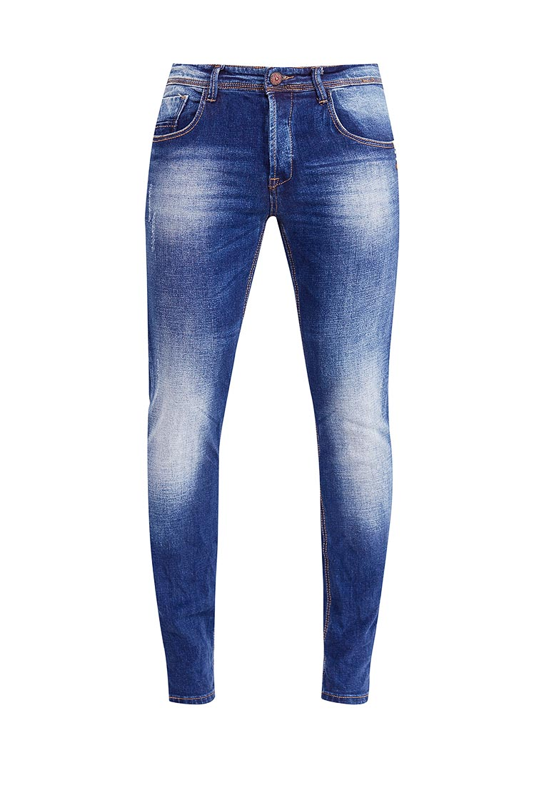 Зауженные джинсы Y.Two B25-jb001